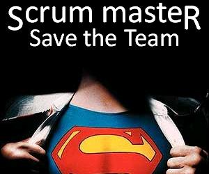 Scrum Master - Save the team