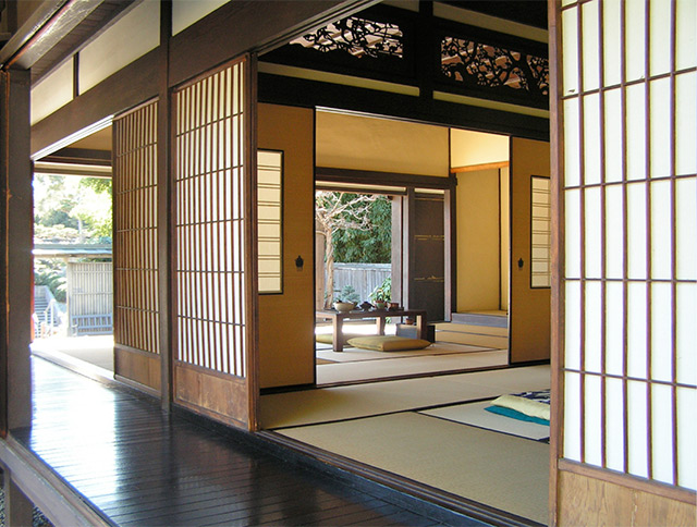 Traditional Japanese residential architecture