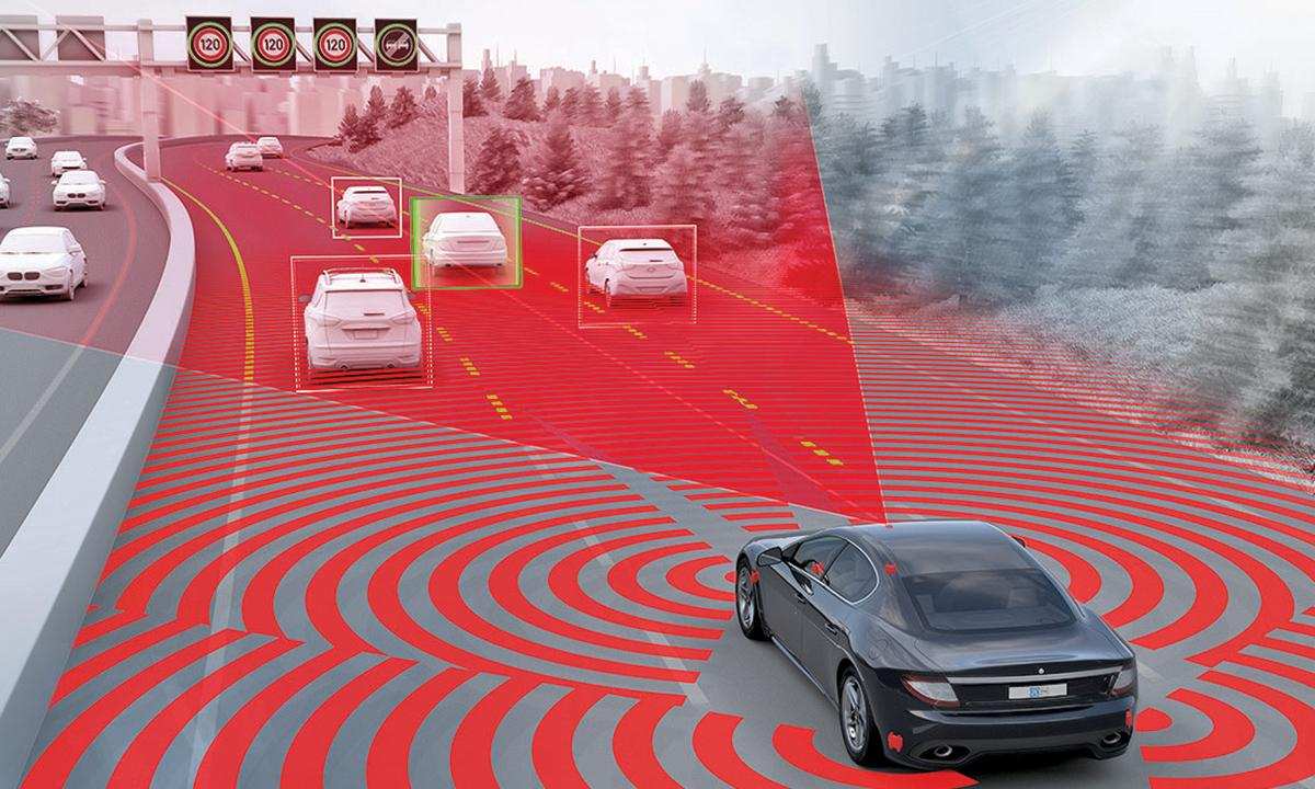 Self-driving technology is even more fascinating when applied to things other than cars
